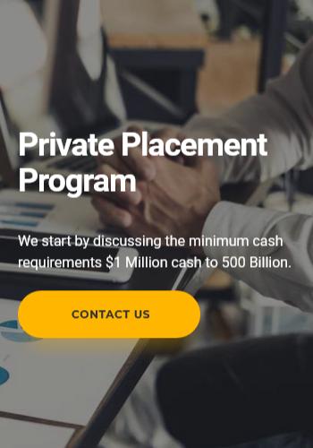 Private Placement Program